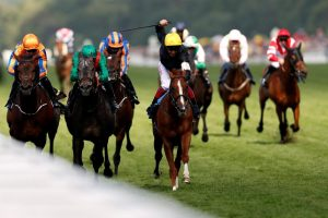Stradivarius in 'great form' for Goodwood