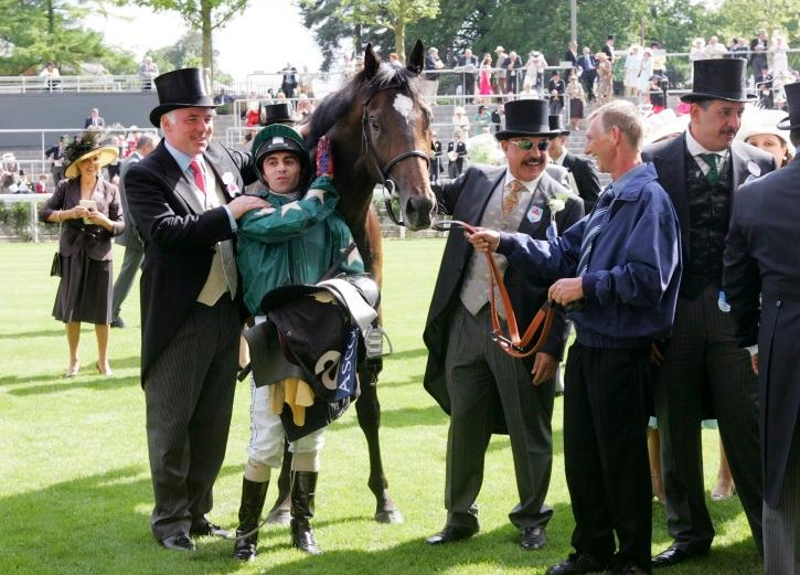 Classic-winning trainer Noseda announces retirement