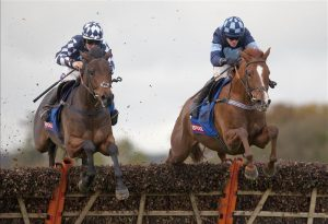 Lad Can Take The Catch At Uttoxeter