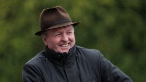 O'Neill harbouring Grand National hopes for Cloth Cap