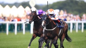 Advertise on target for Champions Day date